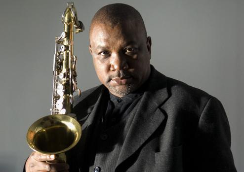 Zim Ngqawana with Sax