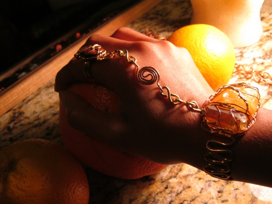 Aboriginal Bling Blam Bracelet