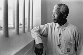 Nelson Mandela Robben Island Aset