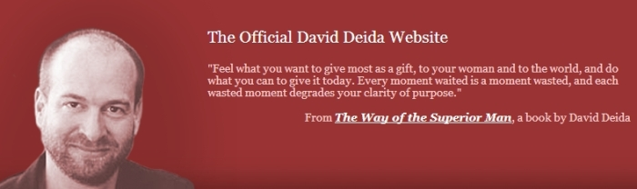 David Deida Web Site 2