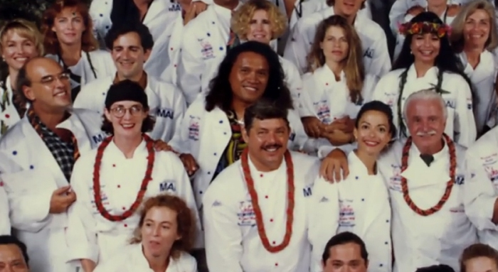 Shep Gordon and the Celebrity Chefs.