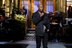 """SATURDAY NIGHT LIVE -- """"Dave Chappelle"""" Episode 1710 -- Pictured: Host Dave Chappelle during the monologue on November 12, 2016 -- (Photo by: Will Heath/NBC/NBCU Photo Bank via Getty Images)"""