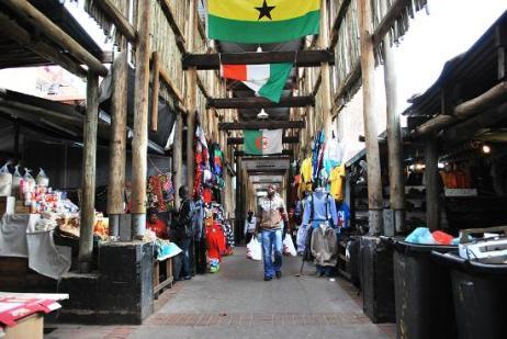 Yeoville's African Market